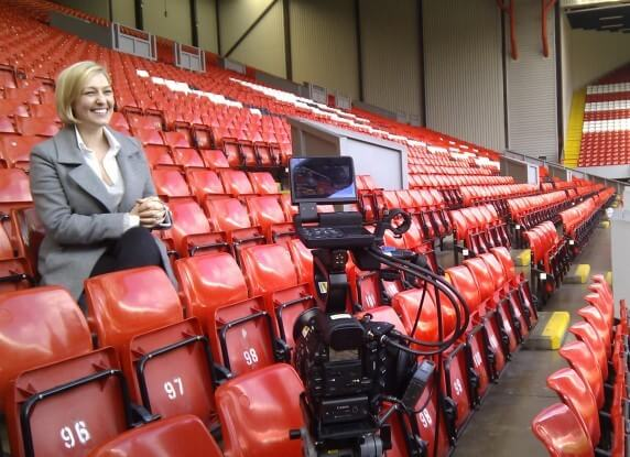 Corporate Communications, Video Production, Big Yellow Feet, London & Surrey, Liverpool FC