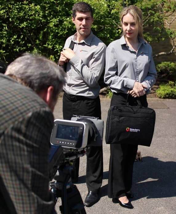 Corporate Communications, Video Production, Big Yellow Feet, London & Surrey