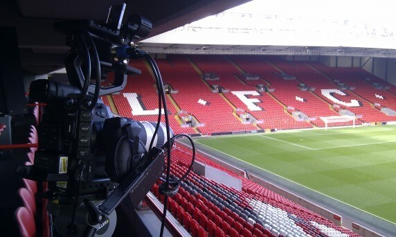 liverpool football club, Corporate Communications, Video Production, Big Yellow Feet, London & Surrey