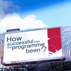 Corporate video production – London Development Agency – Government Communication