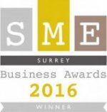 SME Surrey Business Award_Winner_2016