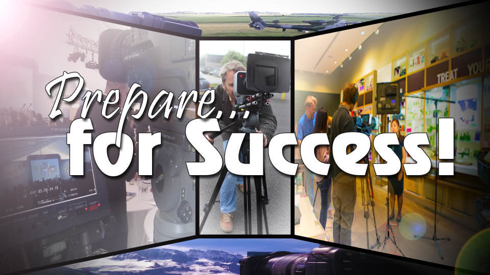 Planning for video success
