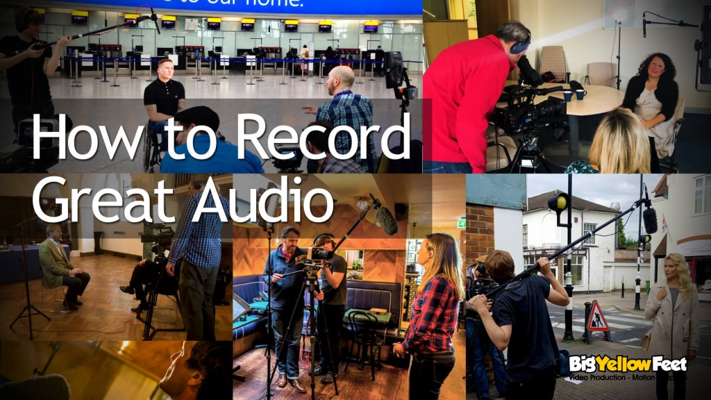 Corporate Video Production Hampshire Kent Surrey Sussex