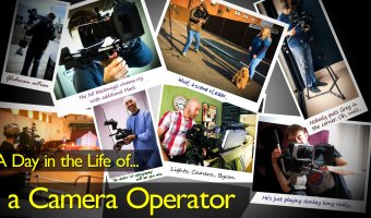 A Day in the Life of a Big Yellow Feet Camera Operator - Video Services Surrey