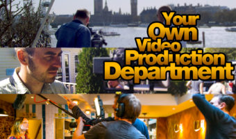 Your own video production department
