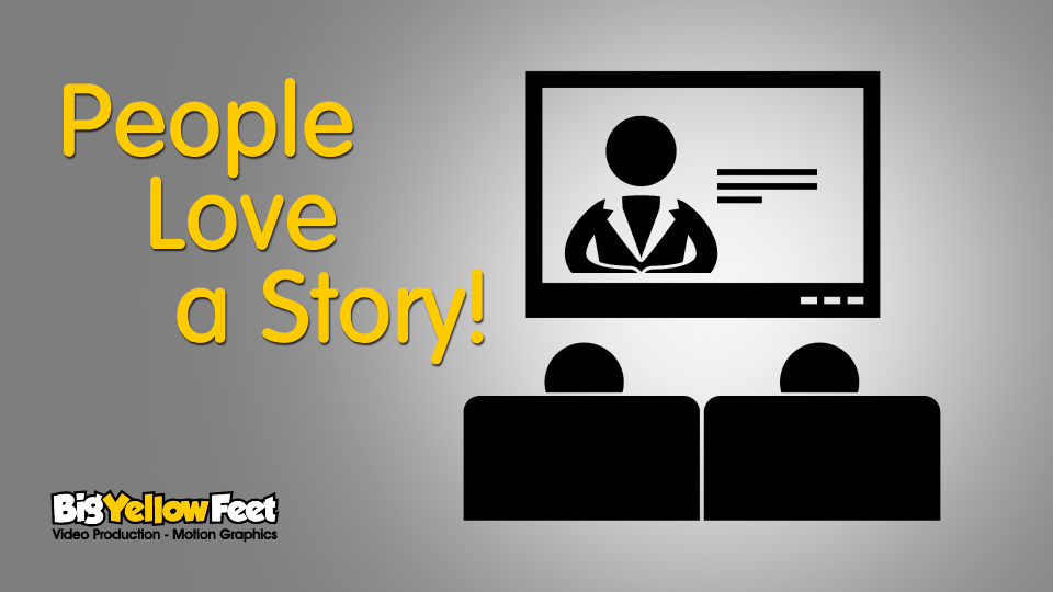 Content Marketing, Storytelling